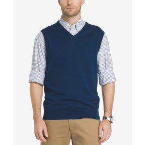 NWT Mens Size Large IZOD Fieldhouse Sweater Vest